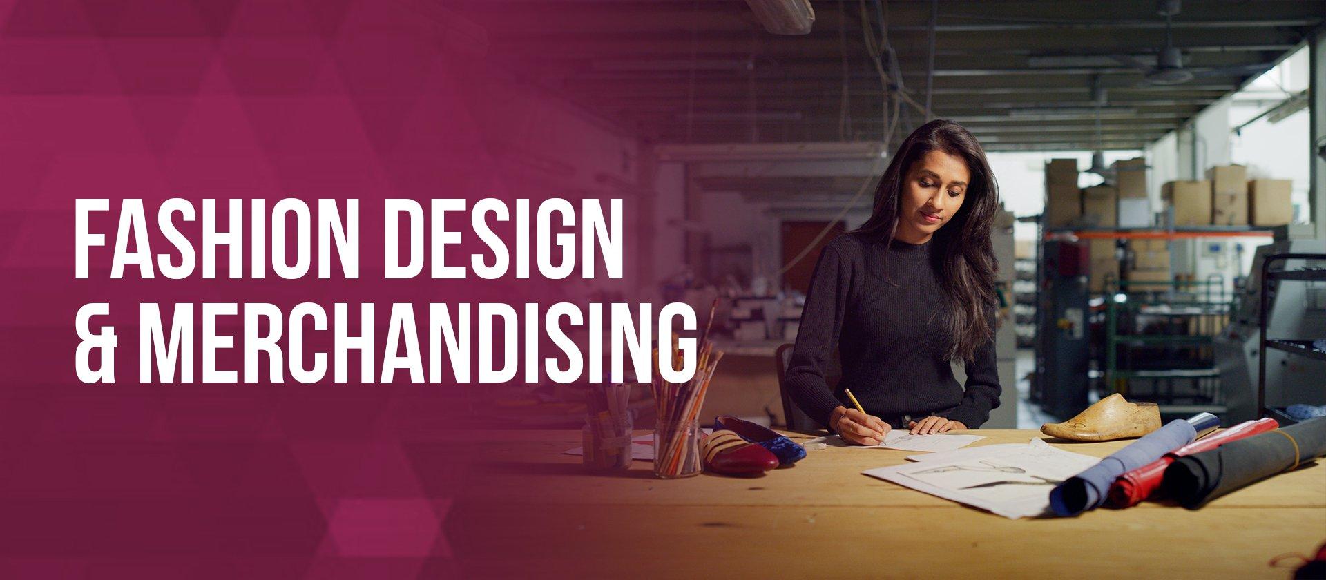 Fashion Design Merchandising Women Polytechnic